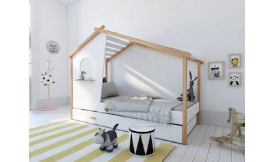 Lüttenhütt Hausbett »Dolidoo« kaufen