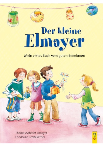Buch »Der kleine Elmayer / Thomas Schäfer-Elmayer, Friederike Großekettler« kaufen