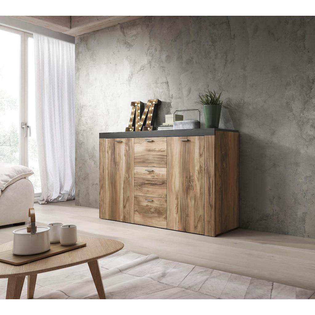 TRENDMANUFAKTUR Sideboard »Amy«, Breite 145, 8 cm