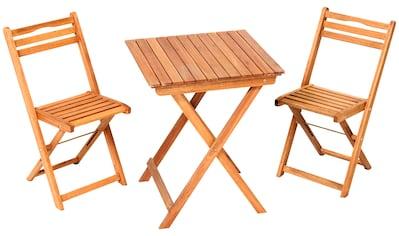 MERXX Gartenmöbelset »Porto« kaufen