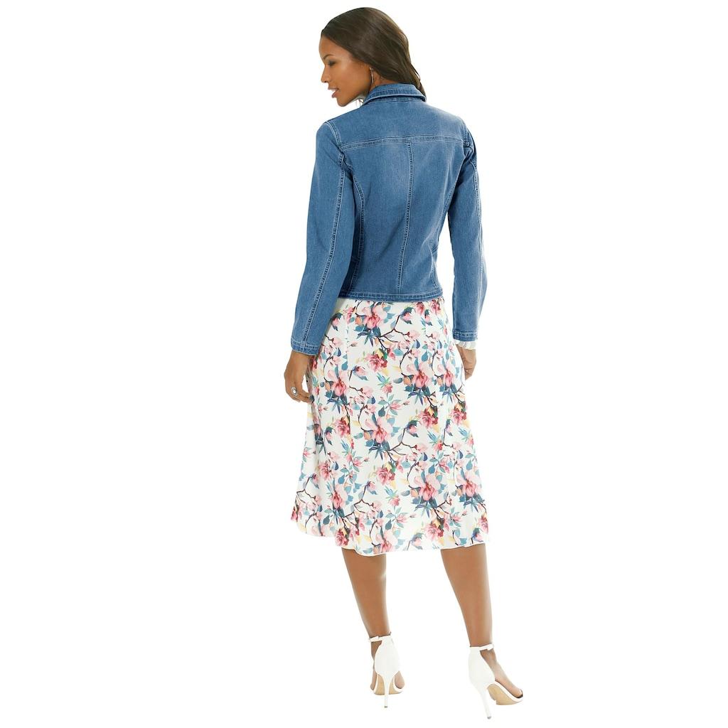 Alessa W. Jeansblazer
