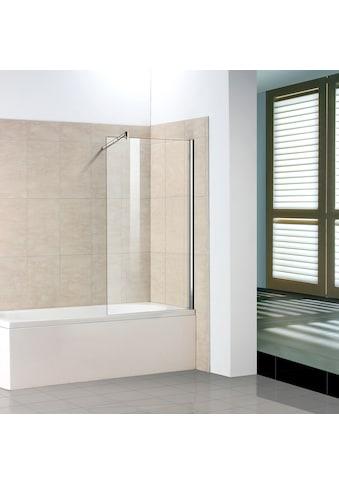 welltime Badewannenaufsatz »Sevilla«, BxH: 90 x140 cm kaufen