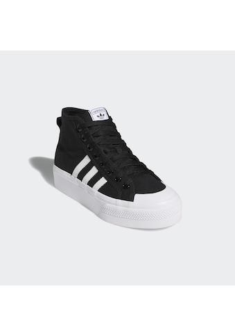 adidas Originals Sneaker »NIZZA PLATFORM MID« kaufen