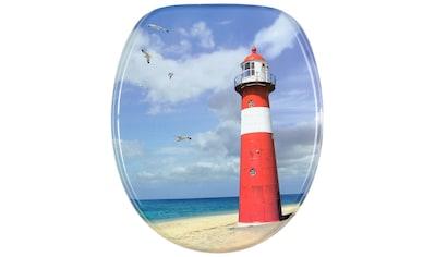 Sanilo WC-Sitz »Leuchtturm« kaufen