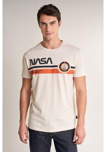 Salsa T-Shirt »Palm beach«, kurzarm kaufen