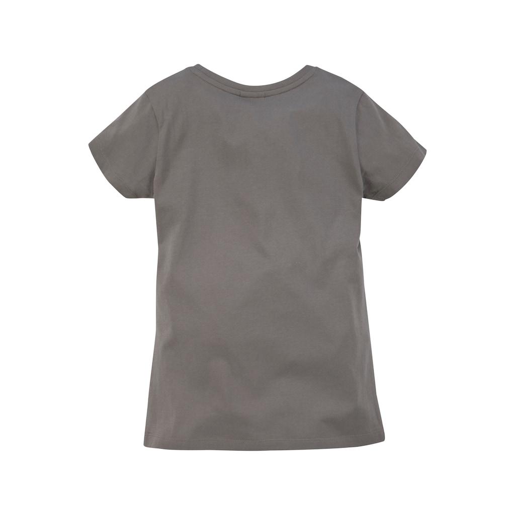 KIDSWORLD Print-Shirt »SAVE OUR FUTURE«, Druck