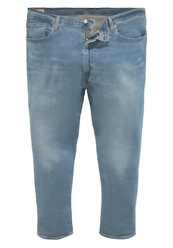 Levi's® Plus Tapered-fit-Jeans »512«, in authentischer Waschung kaufen