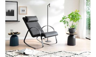 MCA furniture Relaxsessel »Maskat«, Relaxsessel mit Kissen, belastbar bis 110 kg kaufen