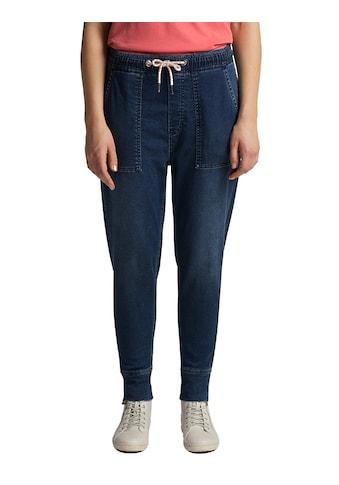MUSTANG Jogg Pants »Leyla Jogg«, Elastischer Bund mit Kordel kaufen