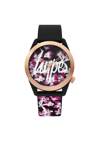 Hype Automatikuhr »Unisex Analog Floral Armbanduhr« kaufen