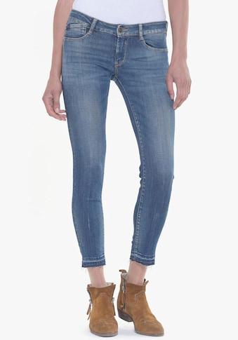 Le Temps Des Cerises Ankle-Jeans »PULPC«, mit leicht ausgefranster Kante am Saumabschluss kaufen