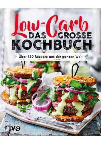 Buch »Low Carb. Das große Kochbuch / DIVERSE« kaufen