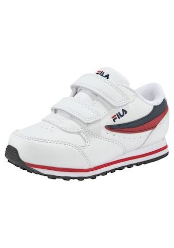 Fila Sneaker »Orbit Velcro Infants« kaufen