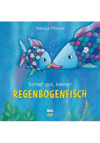 Buch »Schlaf gut, kleiner Regenbogenfisch / Marcus Pfister, Marcus Pfister« kaufen