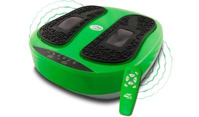 VibroLegs Vibrationsplatte »VibroLegs«, 10 Intensitätsstufen 30 Watt (3 - tlg., mit Trainingsplan) kaufen