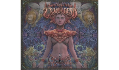 Musik-CD »X: The Godless Void and Other Stories / And You Will Know Us By The Trail Of Dead« kaufen