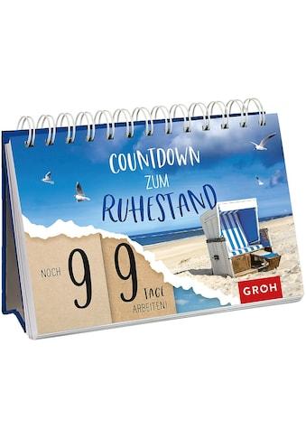 Buch »Countdown Ruhestand / Groh Redaktionsteam« kaufen
