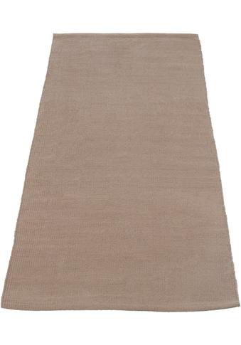 Andiamo Teppich »Milo«, rechteckig, 5 mm Höhe, Flachgewebe, reine Baumwolle, handgewebt, waschbar, Wohnzimmer kaufen