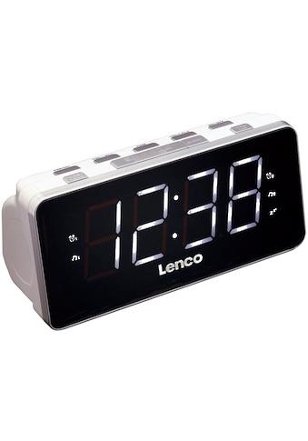 Lenco »CR - 18« Radiowecker (FM - Tuner) kaufen