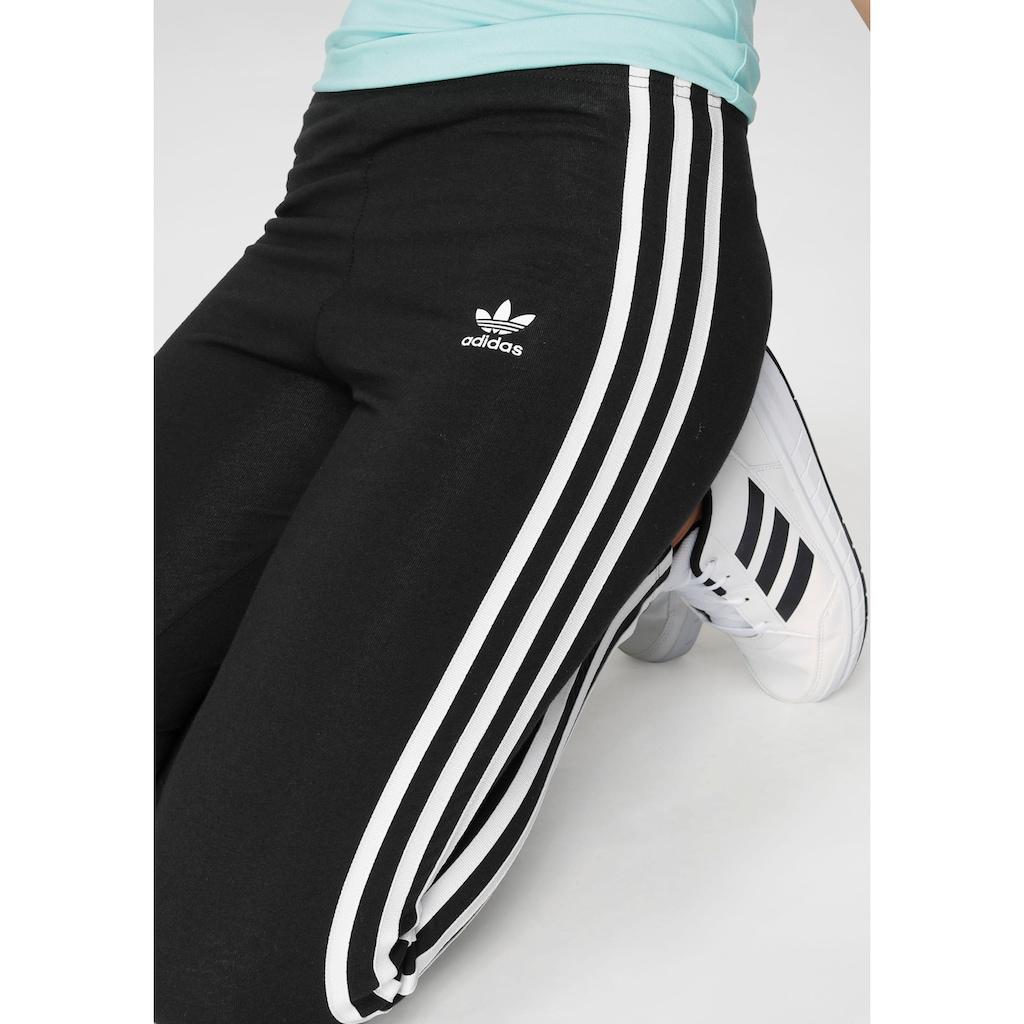 adidas Originals Trainingshose »3-STREIFEN LEGGINGS«