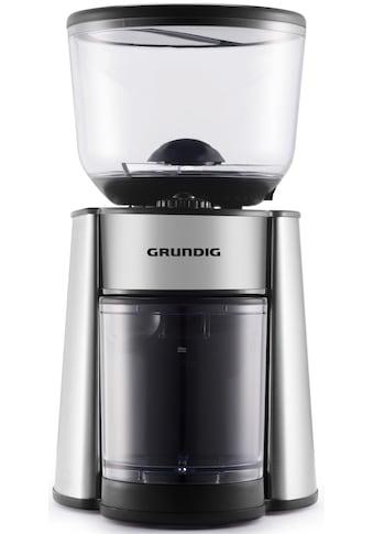 Grundig Kaffeemühle CM 6760, Scheibenmahlwerk kaufen