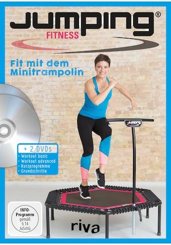 Buch »Jumping Fitness - basic & advanced / Antonia Westphal« kaufen