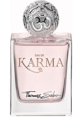 THOMAS SABO Eau de Parfum »Eau de Karma« kaufen