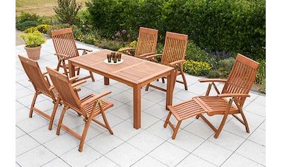 MERXX Gartentisch »Bordeaux«, 90x170 cm kaufen