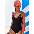 adidas Performance Badeanzug, mit gekreuzten Trägern im Rücken