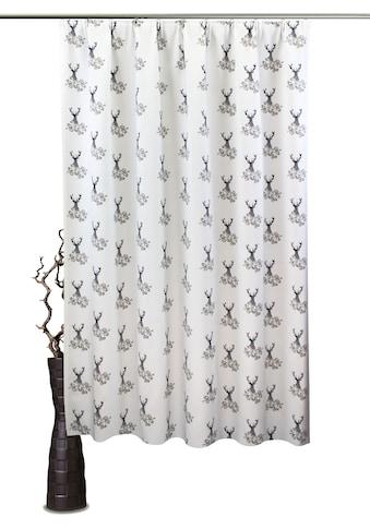 Vorhang, »Oisin«, VHG, Kräuselband 1 Stück kaufen
