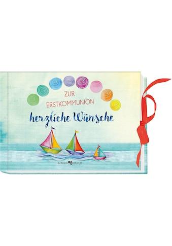 Buch »Zur Erstkommunion herzliche Wünsche / DIVERSE« kaufen