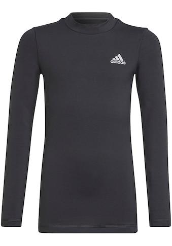 adidas Performance Trainingsshirt »ARW TCHFIT SPORT ICONS AEROREADY WARMING PRIMEGREEN... kaufen