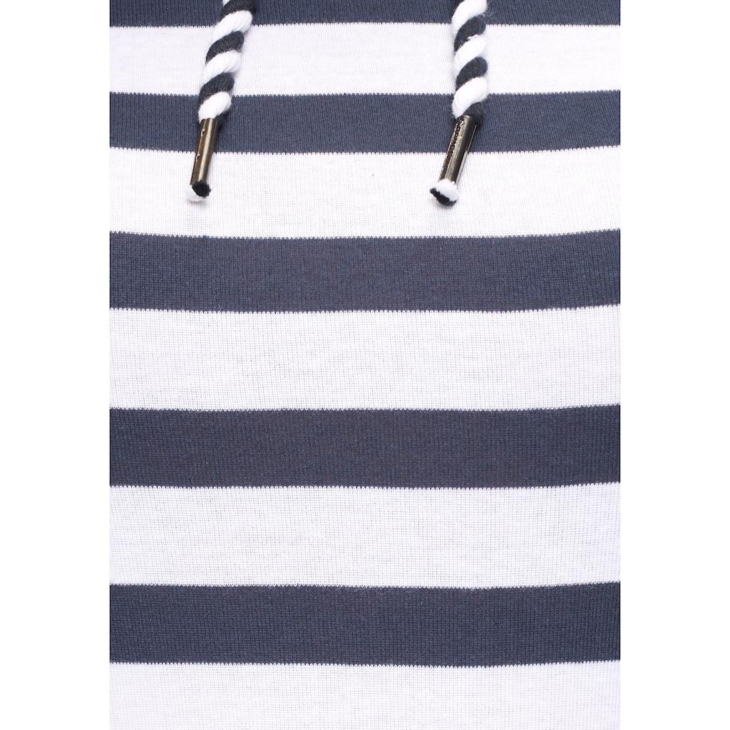 KangaROOS Shirtkleid, im schönen Ringeldesign