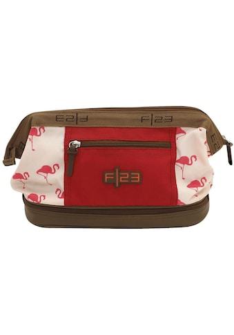 F23™ Kulturbeutel »Flamingo« kaufen