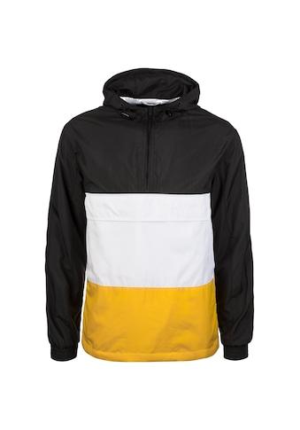 URBAN CLASSICS Allwetterjacke »Color Block Pull Over« kaufen