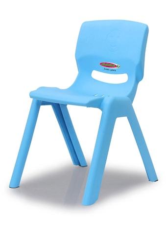 Jamara Stuhl »Smiley, blau« kaufen