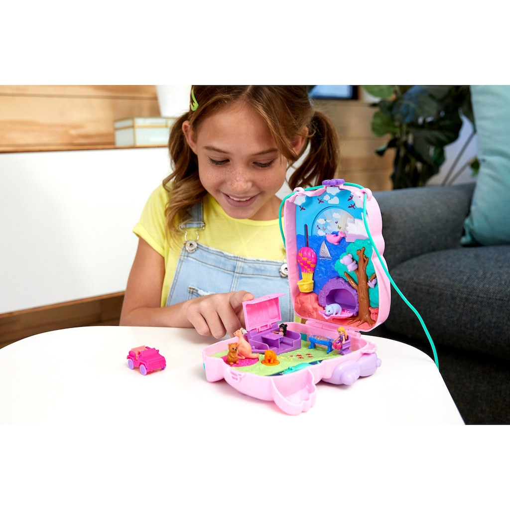 Mattel® Spielwelt »Polly Pocket - Koala-Tasche«