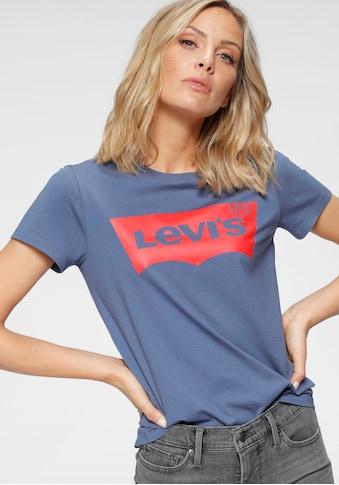 Levi's® T-Shirt »The Perfect Tee«, mit Logoprint kaufen