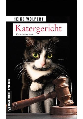 Buch »Katergericht / Heike Wolpert« kaufen