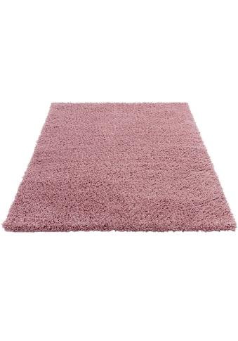 Sehrazat Hochflor-Teppich »Ethno1800«, rechteckig, 30 mm Höhe, melierter Langflor, Wohnzimmer kaufen