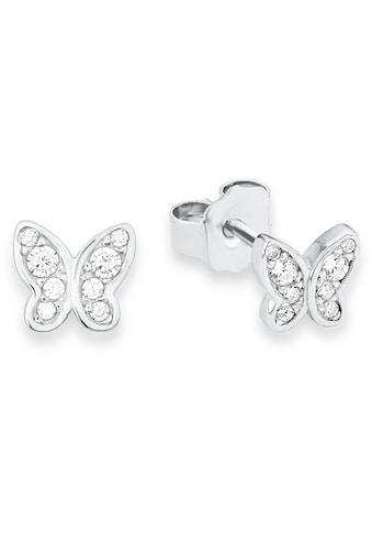 s.Oliver Junior Paar Ohrstecker »Schmetterling, 9233199« kaufen