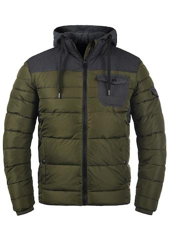 Blend Winterjacke »20708998«, Winterjacke mit Kapuze kaufen