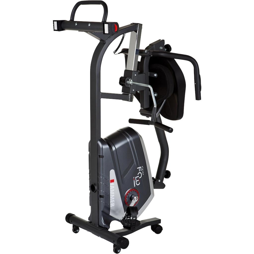 Hammer Sitz-Heimtrainer »CleverFold RC5«, klappbar