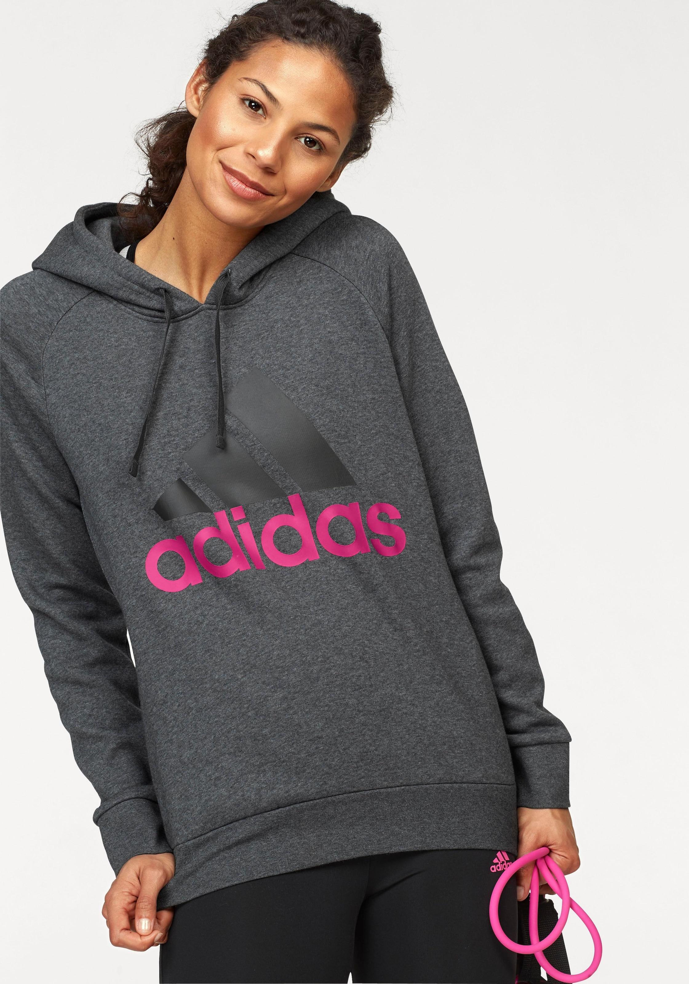 adidas Performance Kapuzensweatshirt »ESDSENTIALS LINEAR OH