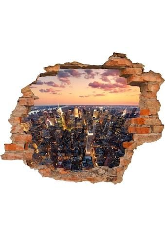 Conni Oberkircher´s Wandsticker »New York« kaufen
