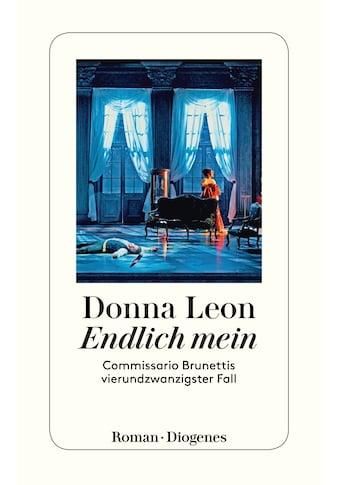 Buch »Endlich mein / Donna Leon, Werner Schmitz« kaufen