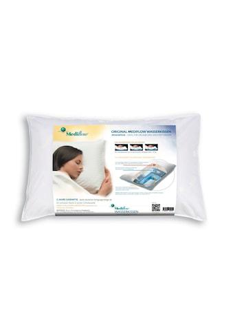 Mediflow Baumwollkissen »Reisewasserkissen«, Bezug: 100% Baumwolle, (1 St.) kaufen