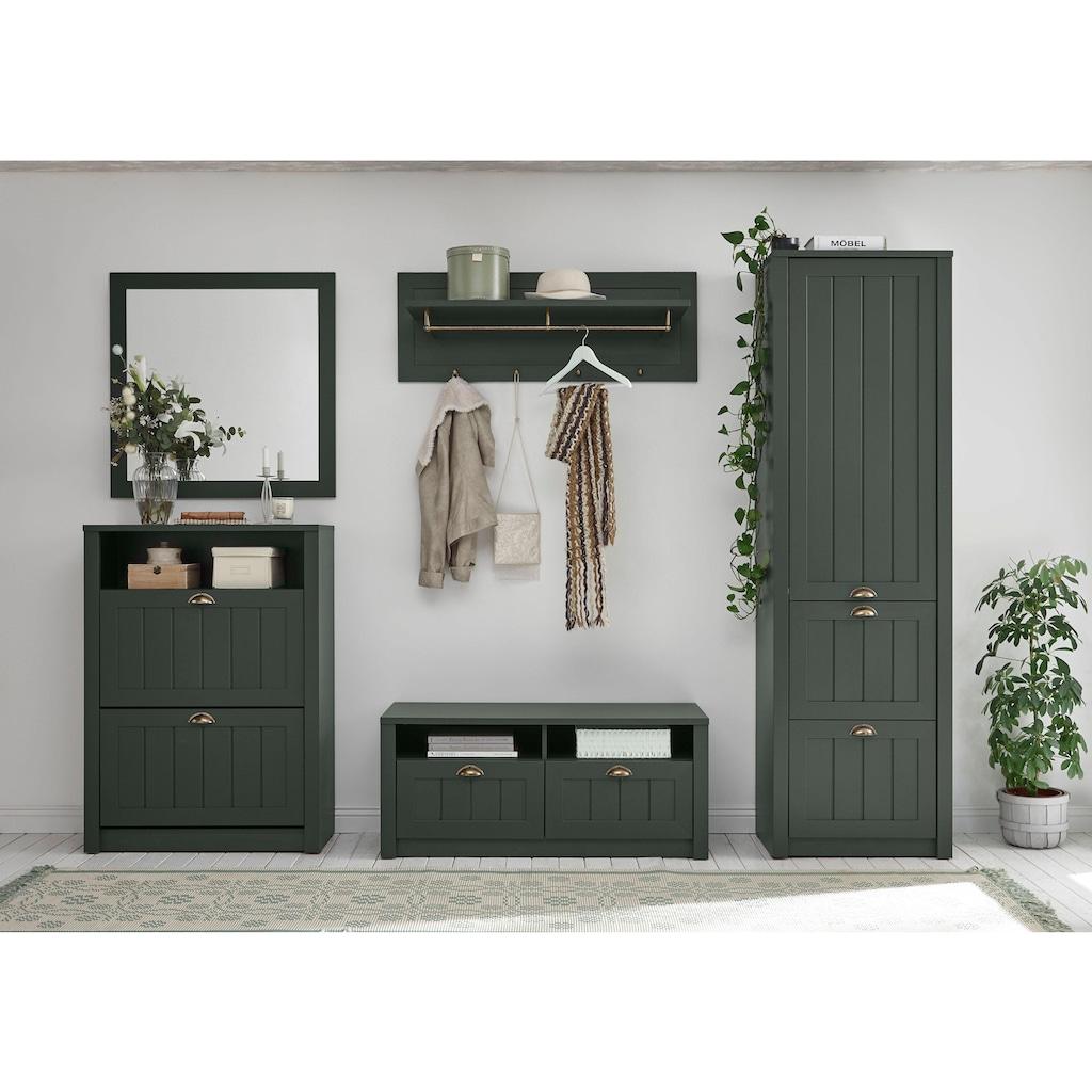 Home affaire Garderoben-Set »ASCOT«, (Set, 5 St.)