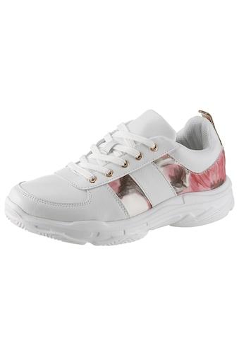 CITY WALK Sneaker, mit Blütendruck kaufen