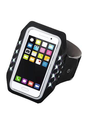 Hama Sport-Armband Running für Smartphones, Größe XXL, mit LED kaufen